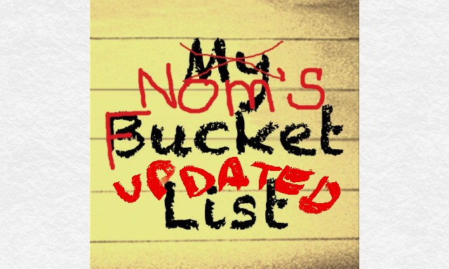 Fucket List Updated